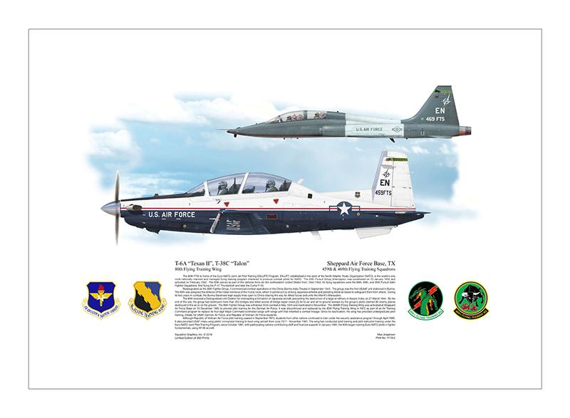 1172LE-T-6A-Texan-II-T-38C-Talon-Sheppard-AFB-TX