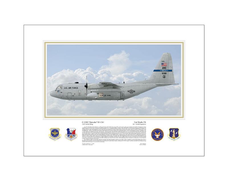 555BLE-C-130H-Hercules-Fort-Worth-TX