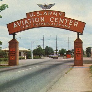 US Army Aviation Center Fort Rucker