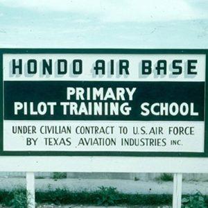 Hondo Air Force Base