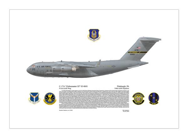 2003 C-17A Globmaster III Pittsburg, OH